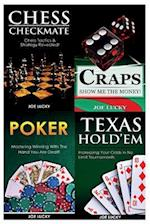 Chess Checkmate & Craps & Poker & Texas Holdem