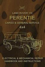 Land Rover 110 Perentie Cargo & General Service 4x4