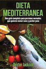 Dieta Mediterranea, En Espanol