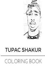 Tupac Shakur Coloring Book