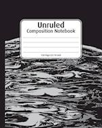 Unruled Journal for Writing