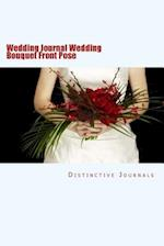 Wedding Journal Wedding Bouquet Front Pose