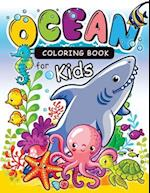 Ocean Coloring Books for Kids