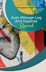 Auto Mileage Log and Expense Record