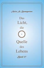 Das Licht, Die Quelle Des Lebens - Band 37