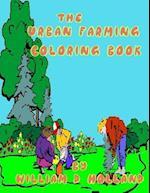 The Urban Farming Coloring Book