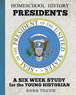 Homeschool History Journal, It's about Time! Presidents, Junior Edition