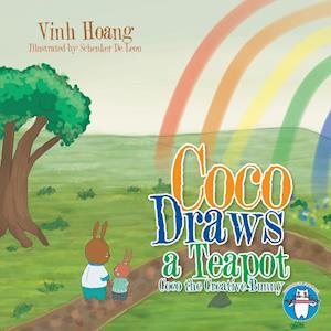 Bog, hæftet Coco Draws a Teapot: Coco the Creative Bunny af Vinh Hoang