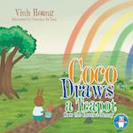 Coco Draws a Teapot: Coco the Creative Bunny af Vinh Hoang