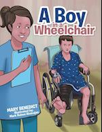 A Boy in a Wheelchair