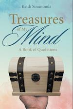 Treasures of My Mind: A Book of Quotations