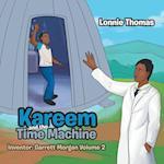 Kareem and the Time Machine: Inventor: Garrett Morgan Volume 2 af Lonnie Thomas