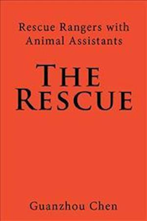 Bog, paperback The Rescue af Guanzhou Chen