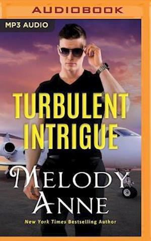 Lydbog, CD Turbulent Intrigue af Melody Anne