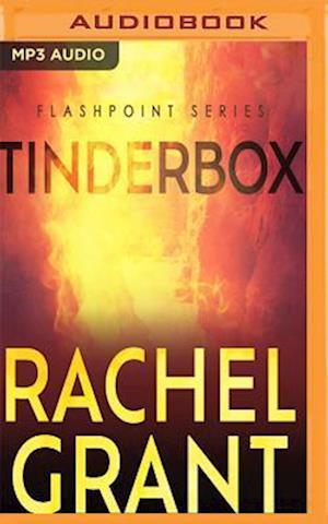 Lydbog, CD Tinderbox af Rachel Grant