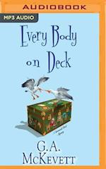 Every Body on Deck (Savannah Reid Mystery)