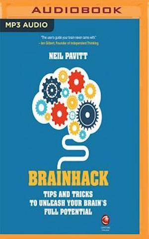 Lydbog, CD Brainhack af Neil Pavitt
