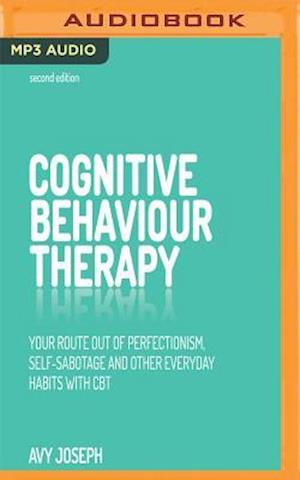 Lydbog, CD Cognitive Behaviour Therapy af Avy Joseph