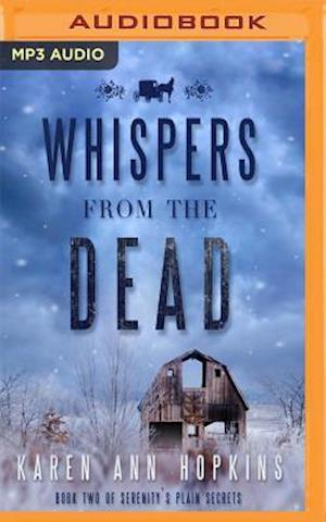 Lydbog, CD Whispers from the Dead af Karen Ann Hopkins