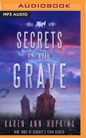 Lydbog, CD Secrets in the Grave af Karen Ann Hopkins