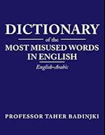 Dictionary of the Most Misused Words in English