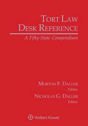 Tort Law Desk Reference