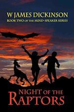 Night of the Raptors af W James Dickinson