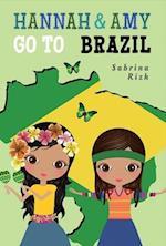 Hannah & Amy Go to Brazil af Sabrina Rizk