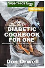 Diabetic Cookbook for One