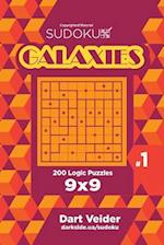 Sudoku Galaxies - 200 Logic Puzzles 9x9 (Volume 1)