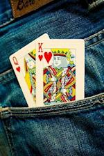 King and Queen Playing Cards in Your Pocket Journal