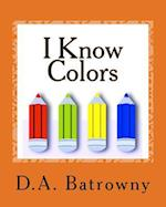 I Know Colors