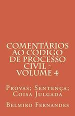 Comentarios Ao Codigo de Processo Civil - Volume 4