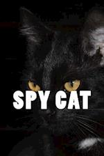 Spy Cat (Journal / Notebook)