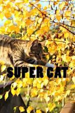 Super Cat (Journal / Notebook)