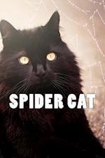 Spider Cat (Journal / Notebook)