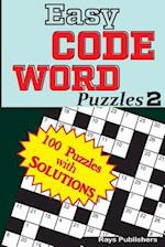 Easy Code Word Puzzles
