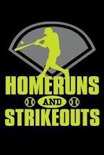 Homeruns and Strikeouts