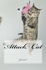 Attack Cat (Journal / Notebook)