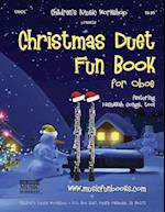 Christmas Duet Fun Book for Oboe