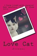 Love Cat (Journal / Notebook)