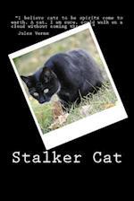 Stalker Cat (Journal / Notebook)