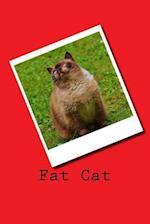 Fat Cat (Journal / Notebook)