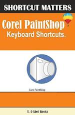 Corel Paintshop Keybaord Shortcuts