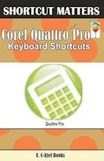 Corel Quattro Pro Keybaord Shortcuts