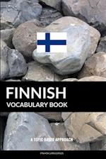 Finnish Vocabulary Book