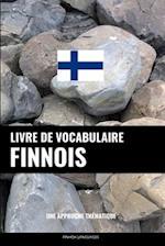 Livre de Vocabulaire Finnois