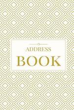 Gold Address Book