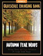Autumn Tear Drops Landscapes
