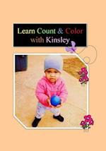 Learn Count & Color with Kinsley